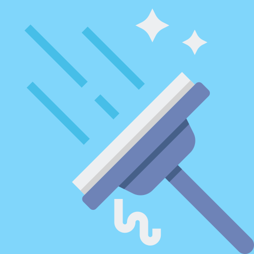 Window Cleaner Icon