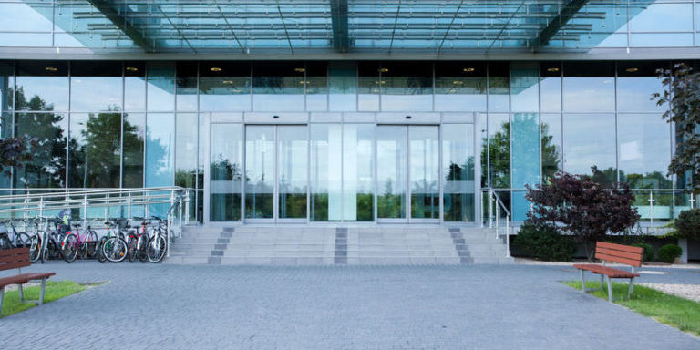 Clarity Reach & Wash Commercial Window Cleaning for Offices and Businesses