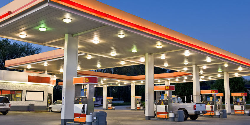 Clarity Reach & Wash Commercial Window Cleaning for Petrol Stations