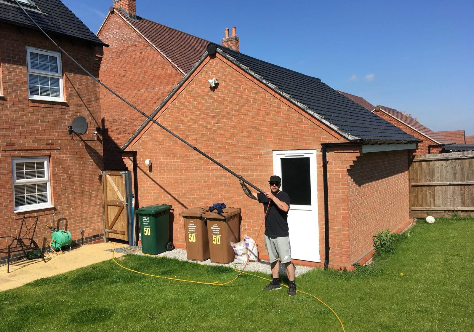Clarity Reach & Wash Residential Window Cleaning for Homeowners